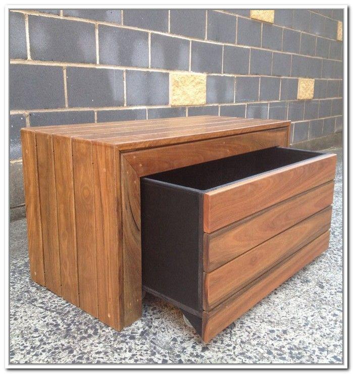 Outdoor Storage Chest Bench, Outdoor Wooden Storage Box Waterproof