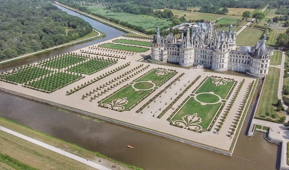 Chateau De Chambord L Incontournable De Vos Vacances En Loir Et Cher Chateau De Chambord Loir Et Cher Vacances