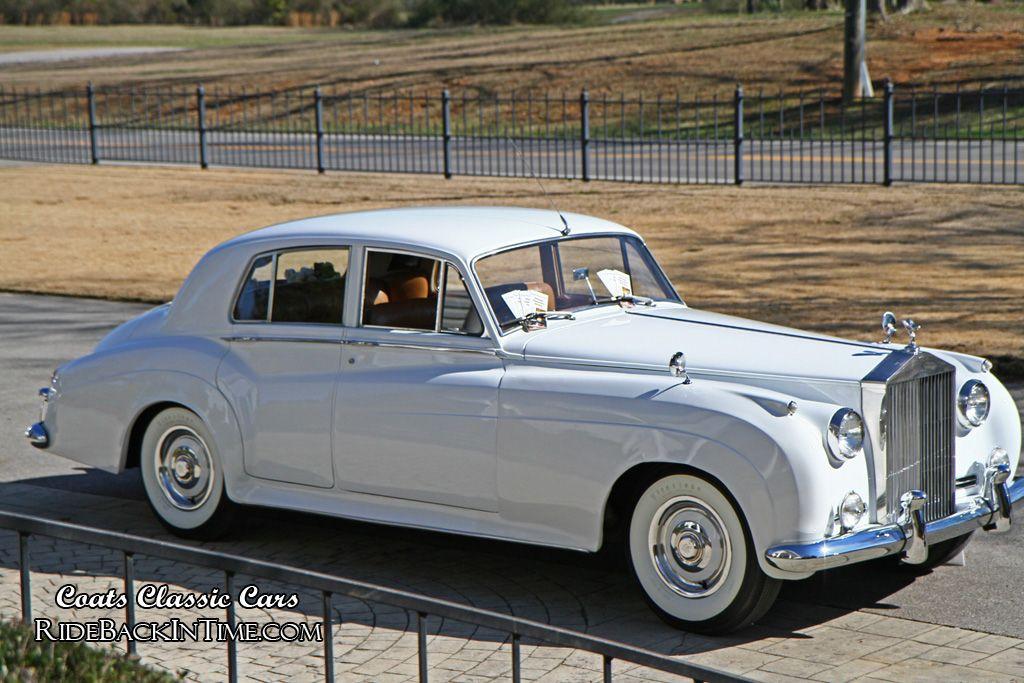 1956 Rolls Royce Silver Cloud Elizabeth Available For Weddings
