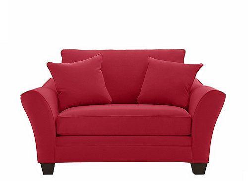 Briarwood Microfiber Chair And A Half Briarwood Chair Mattress Furniture