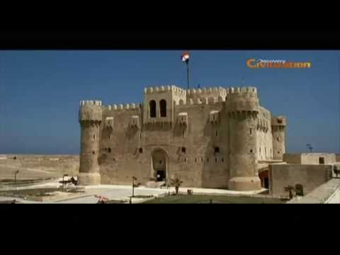 O Palácio de Cleópatra