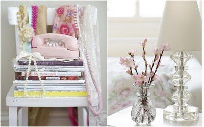 soft pink touches