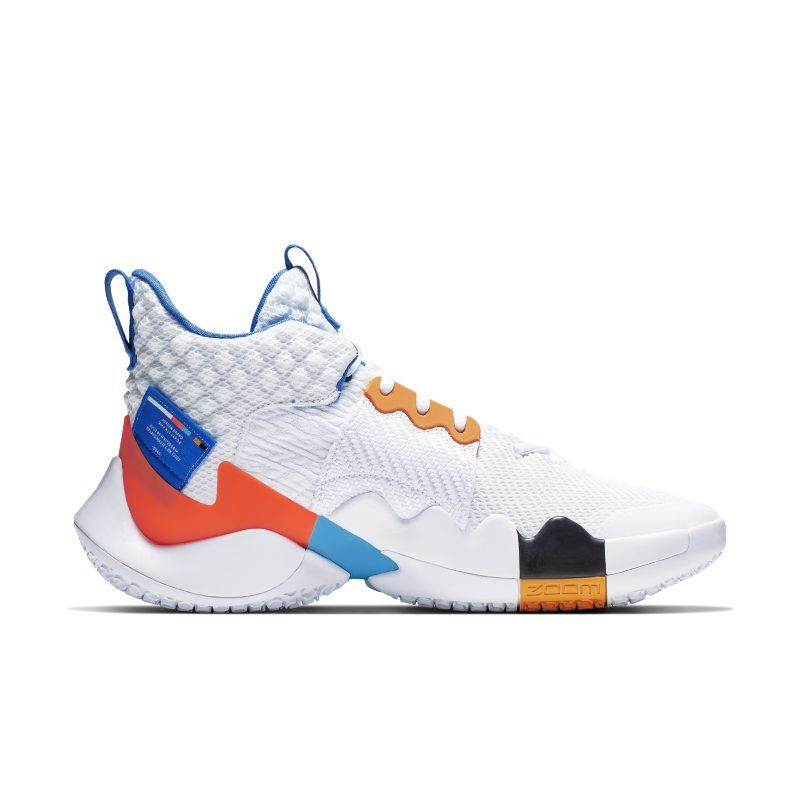 bbbed52b44 Jordan 'Why Not?' Zer0.2 Basketball Shoe in 2019 | Products | Shoes ...