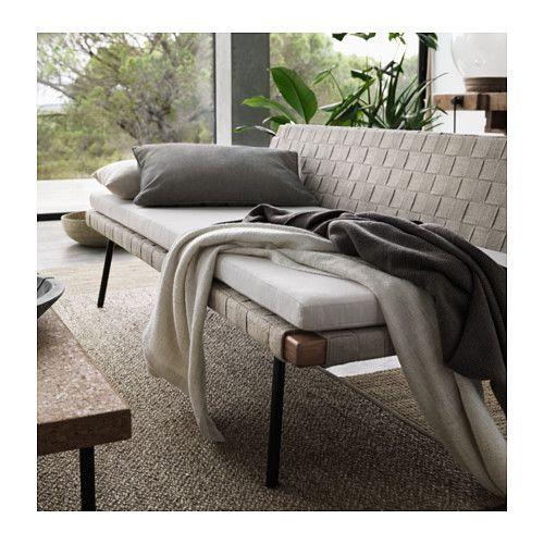 SINNERLIG Tagesbett - IKEA | Praxis | Pinterest | Daybed, Interiors ...