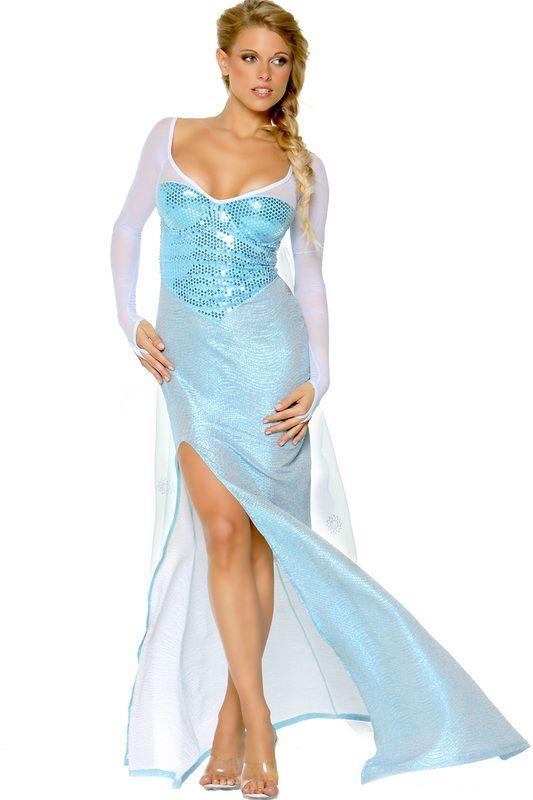 Ice Queen Costume  sc 1 st  Pinterest & Ice Queen Costume | Ice queen Costumes and Halloween costumes