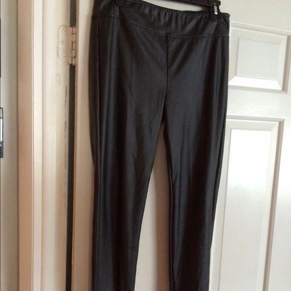 Selling this TINSEL Faux Leather Leggings - 29 in my Poshmark closet! My username is: deniseb69. #shopmycloset #poshmark #fashion #shopping #style #forsale #Tinsel  #Pants