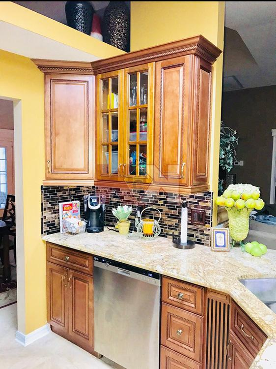Kitchen Cabinet Kings Reviews Testimonials Our Kitchen Turned