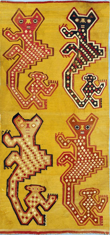 Chimu Textile, Peru