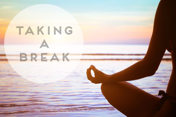 Image result for Taking A Break Picture