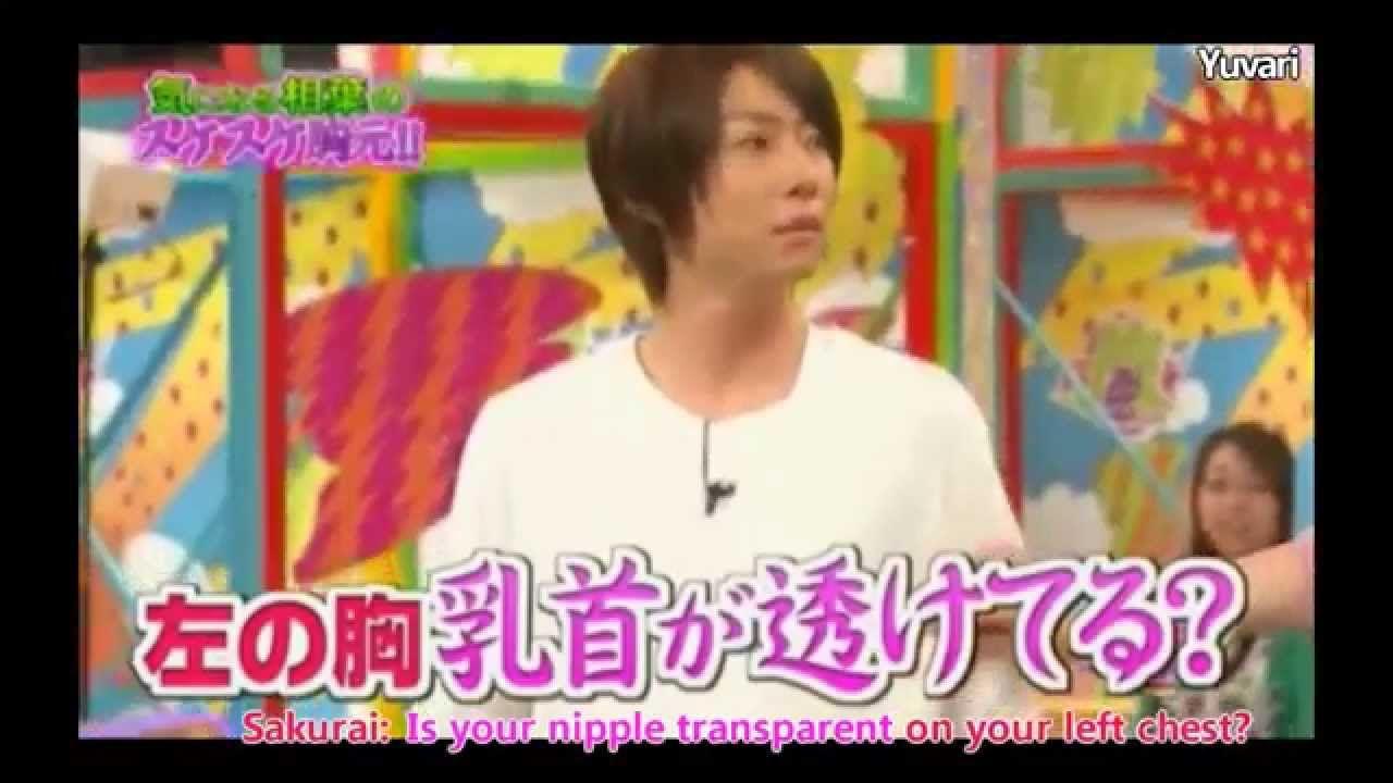 VS Arashi | Aiba and the cactus [ENG SUB] | Awesome Animes