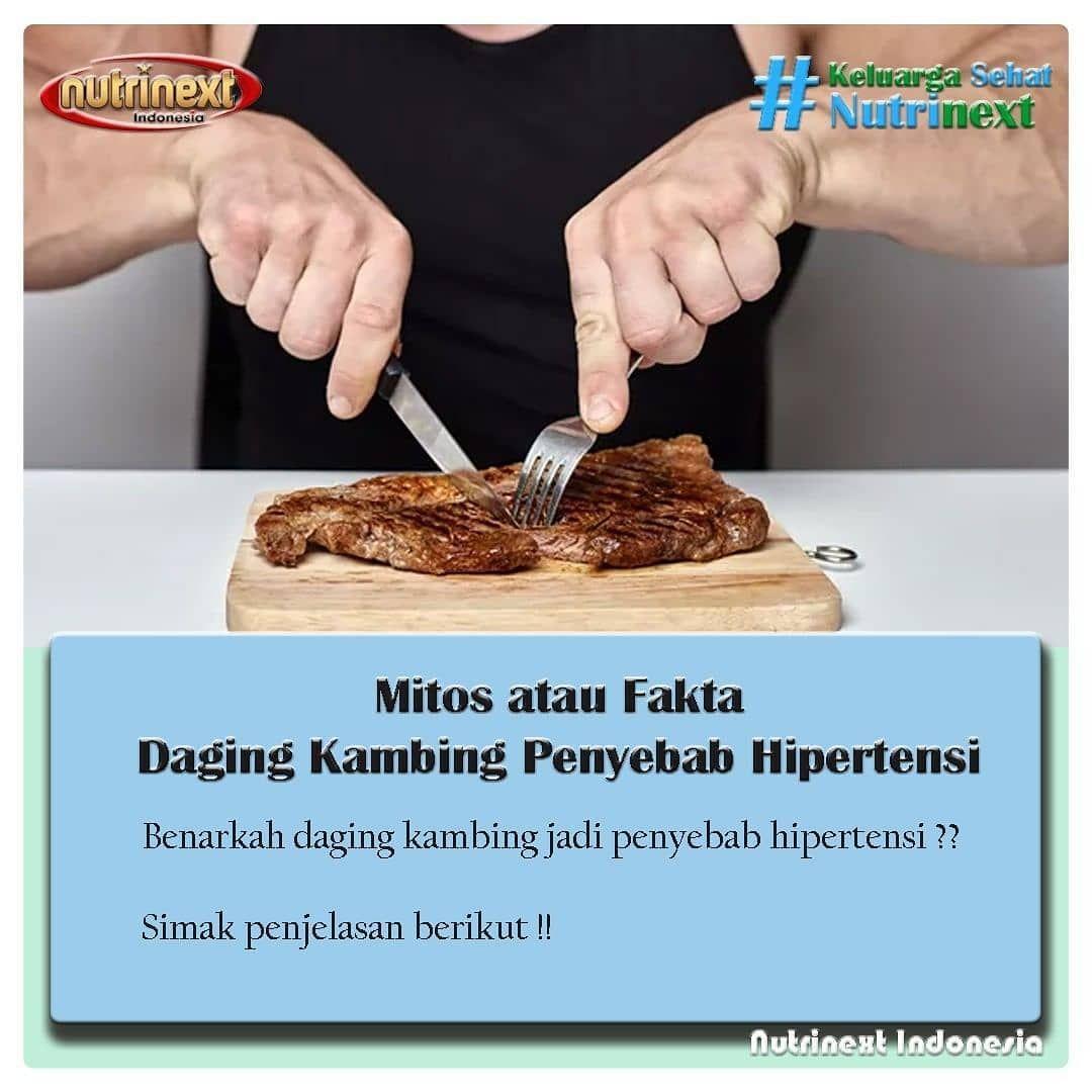 Tahukah Kamu Daging Kambing Menyebabkan Hipertensi Daging Kambing Makanan Nutrisi
