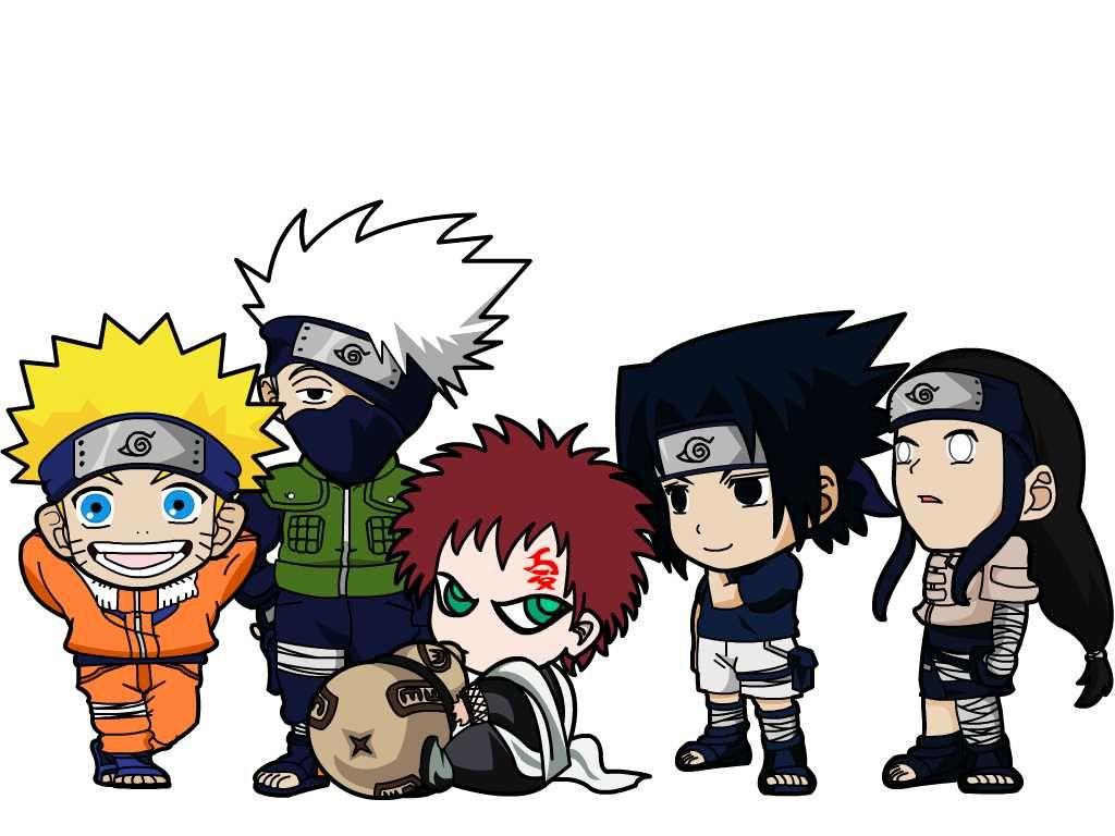17 Best Images About Naruto On Pinterest Clown From It Chibi