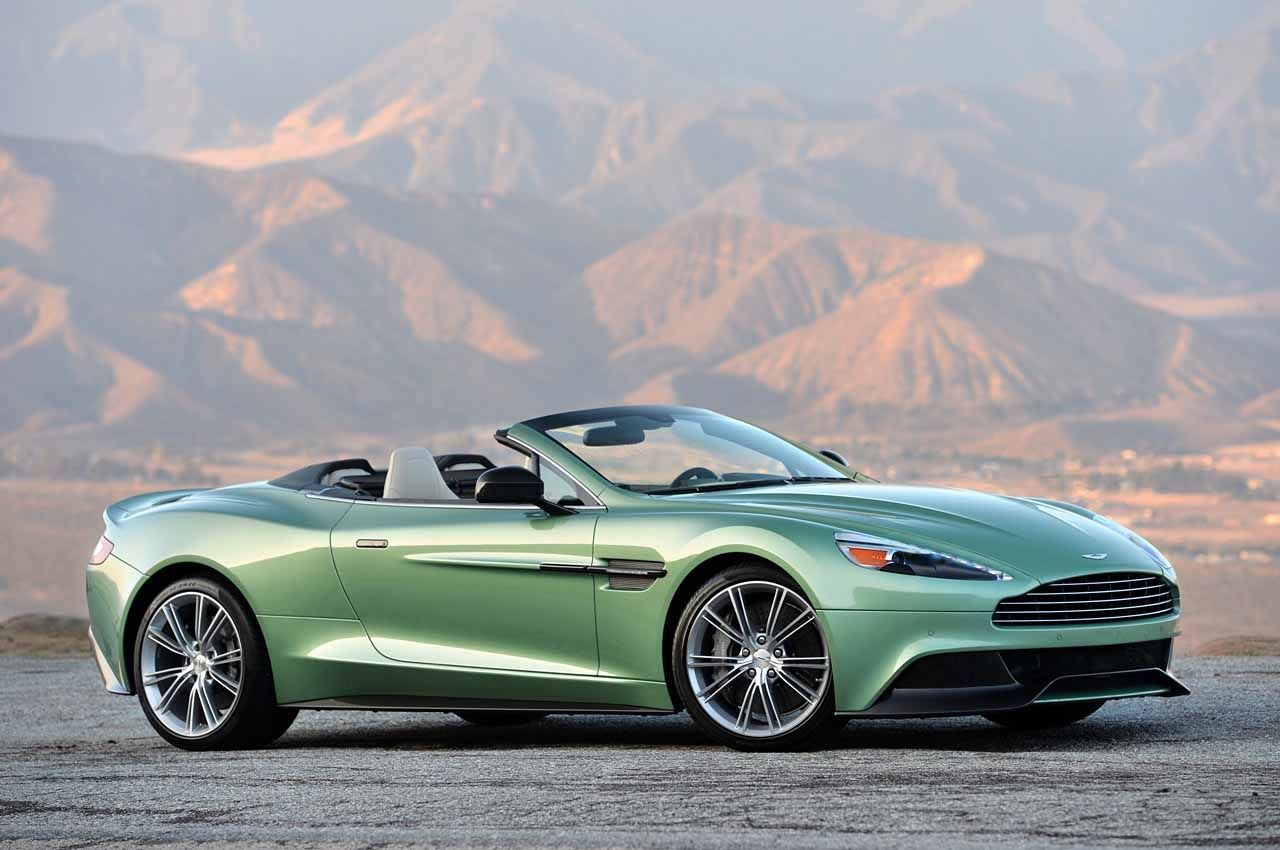2014 aston martin vanquish volante issue can be called the most
