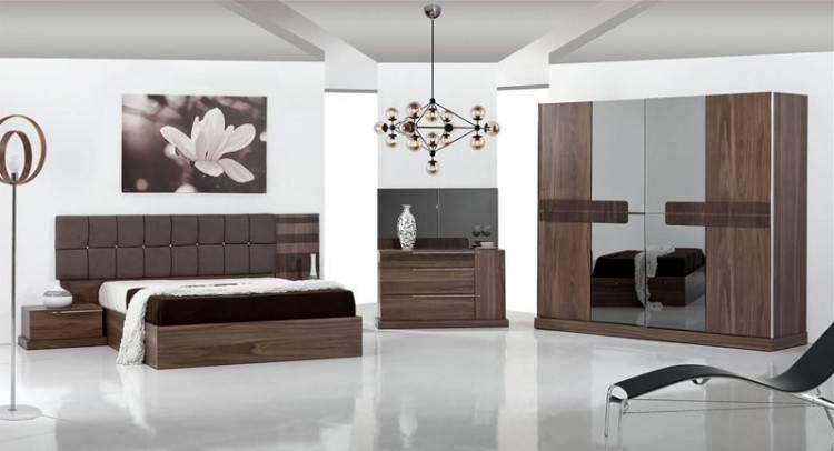 Chambre En Bois Moderne Chambre Coucher Moderne En Bois D ...