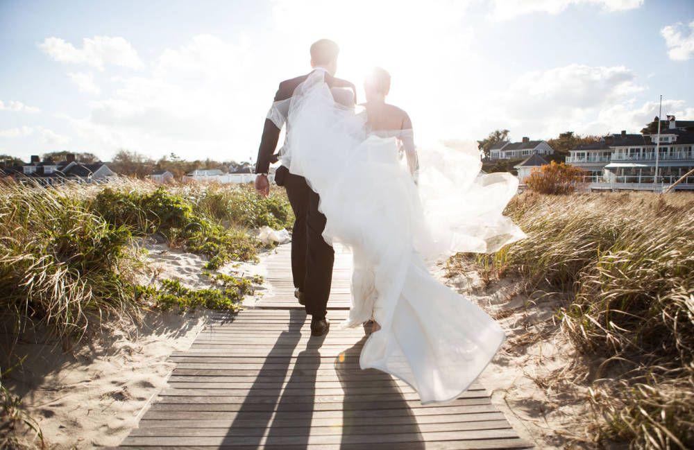 A Fall Wedding In Cape Cod