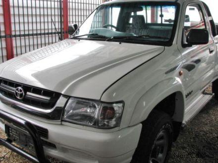 Used Toyota Hilux Raider 2002 Hilux Raider For Sale Windhoek