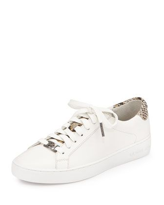 cc844c7a6fc2 Irving Leather Lace-Up Sneaker