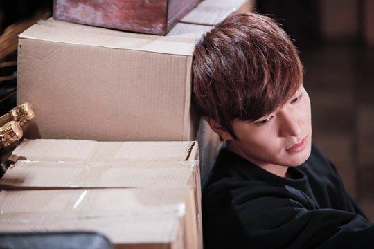 Lee Min Ho Heirs album