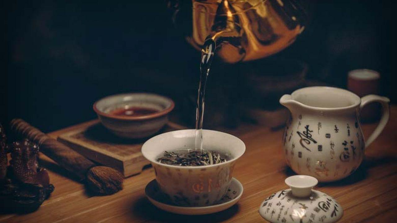 11 tè che bruciano tanto grasso come andare in palestra per un'ora   Ambiente Bio