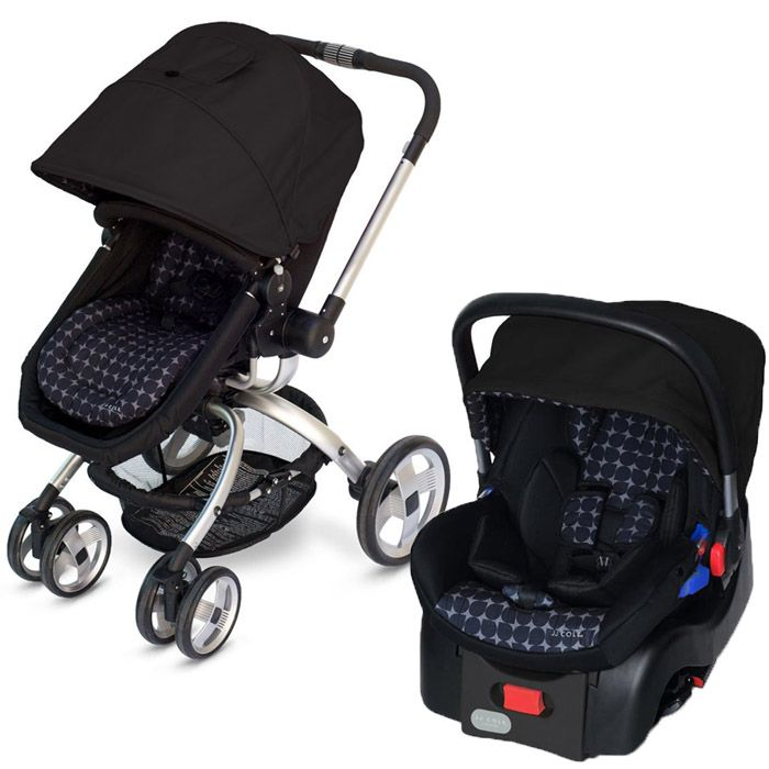 JJ Cole Broadway stroller- has color options, bassinet to seated ...