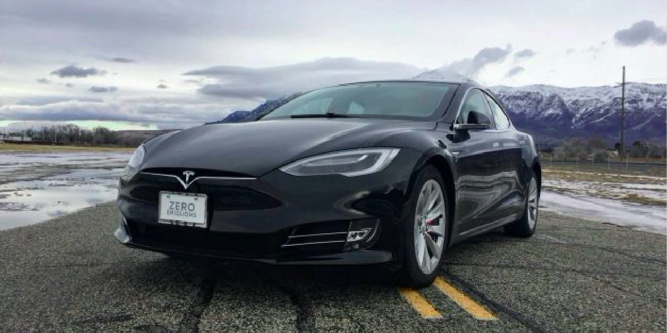 Bulletproof Tesla Model S Can Shield Against Ballistic And Bio
