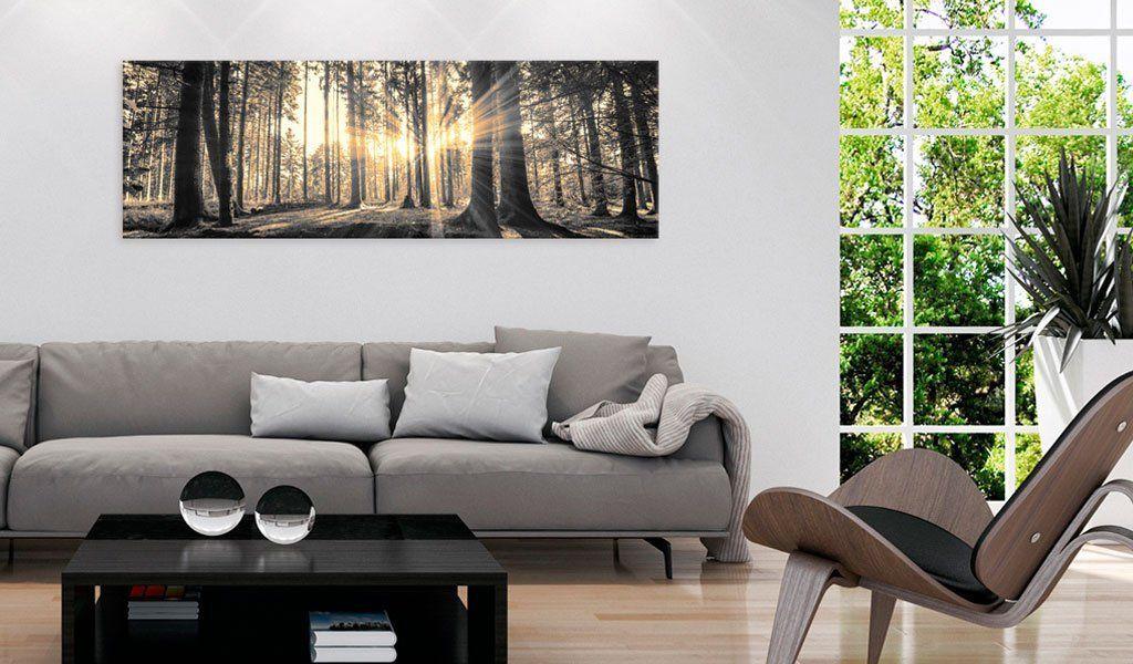Amazonde Bilder 135x45cm ! Echtes XXL Panoramabild - Fertig - wandbilder für küche