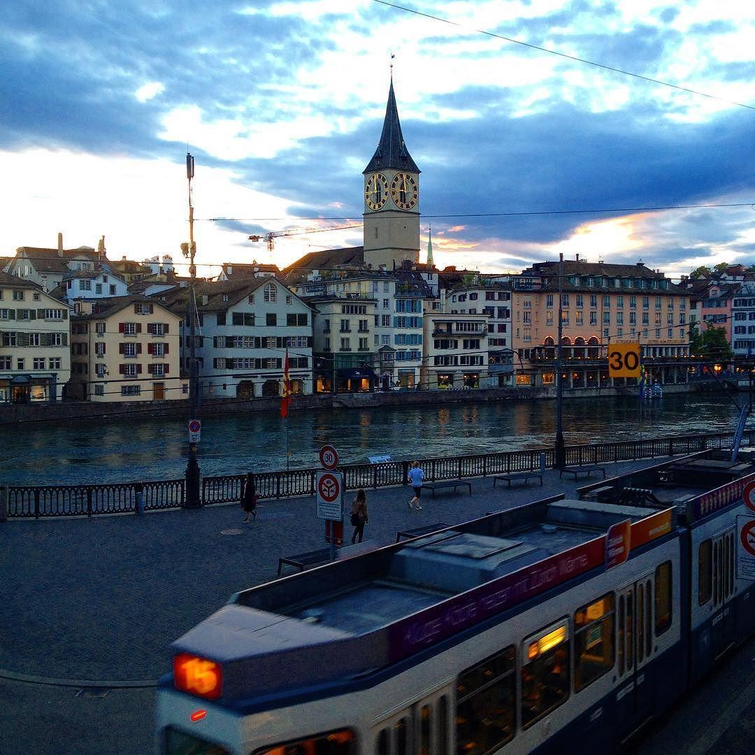 #Zürich #oomentour2016