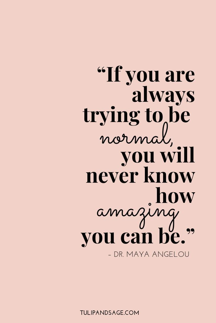 28 Maya Angelou Quotes About Self-Love | Tulip and Sage