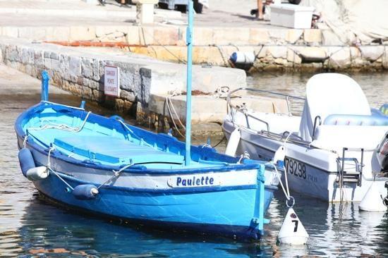 Villefranche, le port