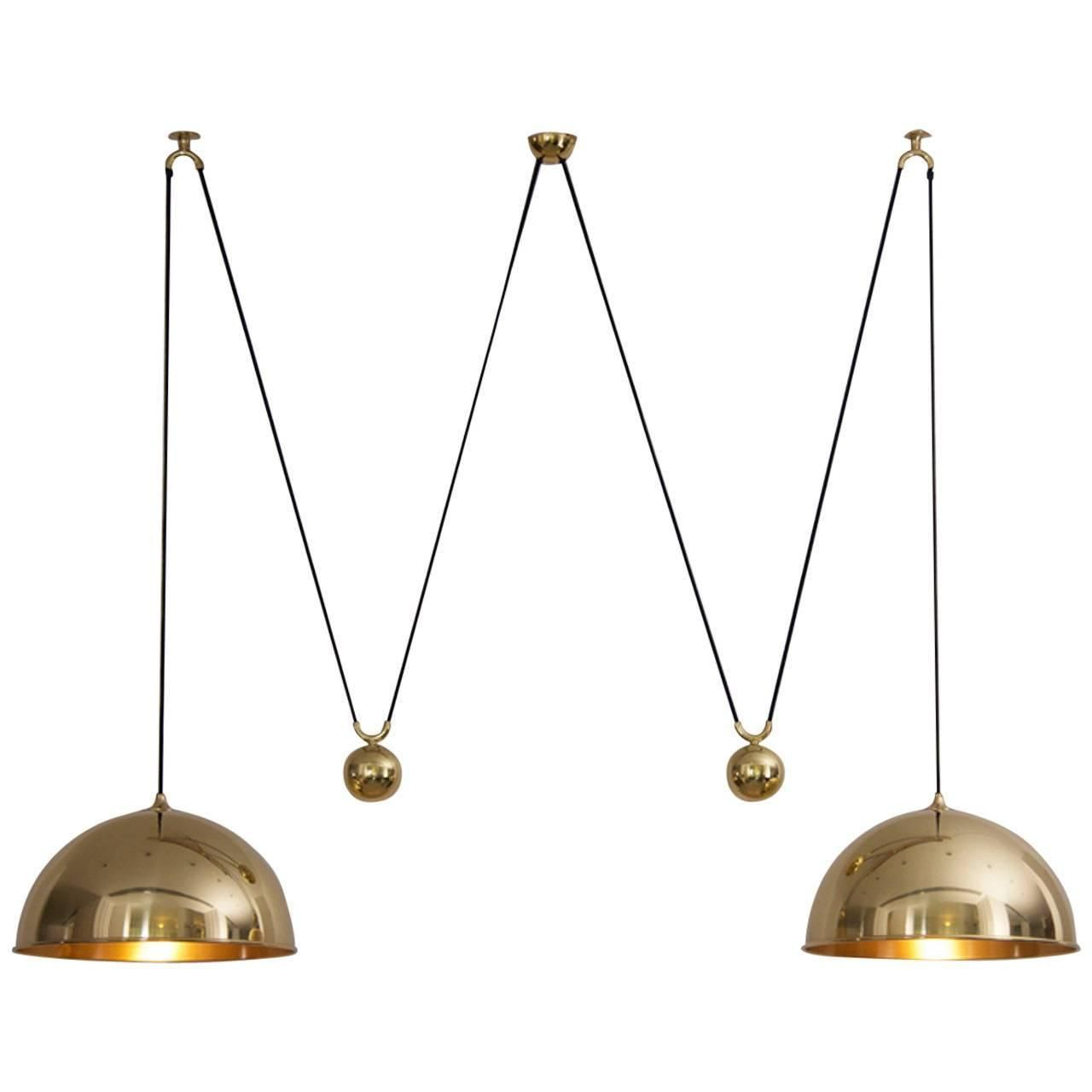 Florian Schulz florian schulz posa pendant l with side counter weights