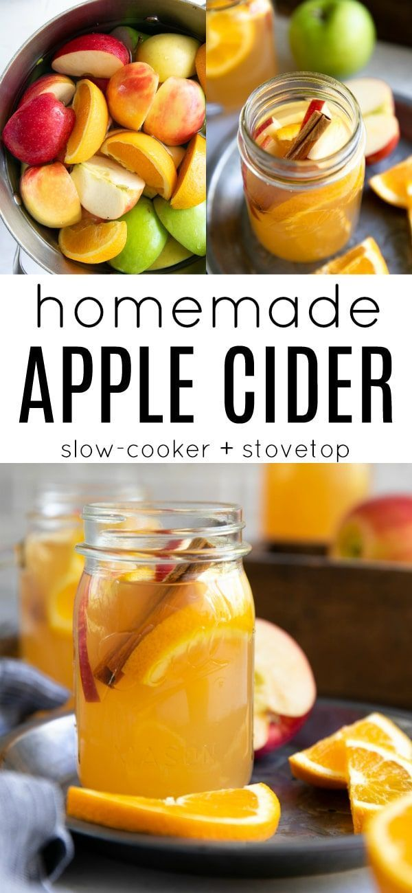 Photo of Homemade Apple Cider Recipe – The Forked Spoon