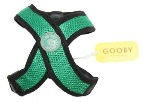 Gooby Comfort Dog Harness Small Green >>> You can find more details by visiting the image link.Note:It is affiliate link to Amazon.