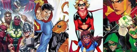 Les comics à lire de la semaine