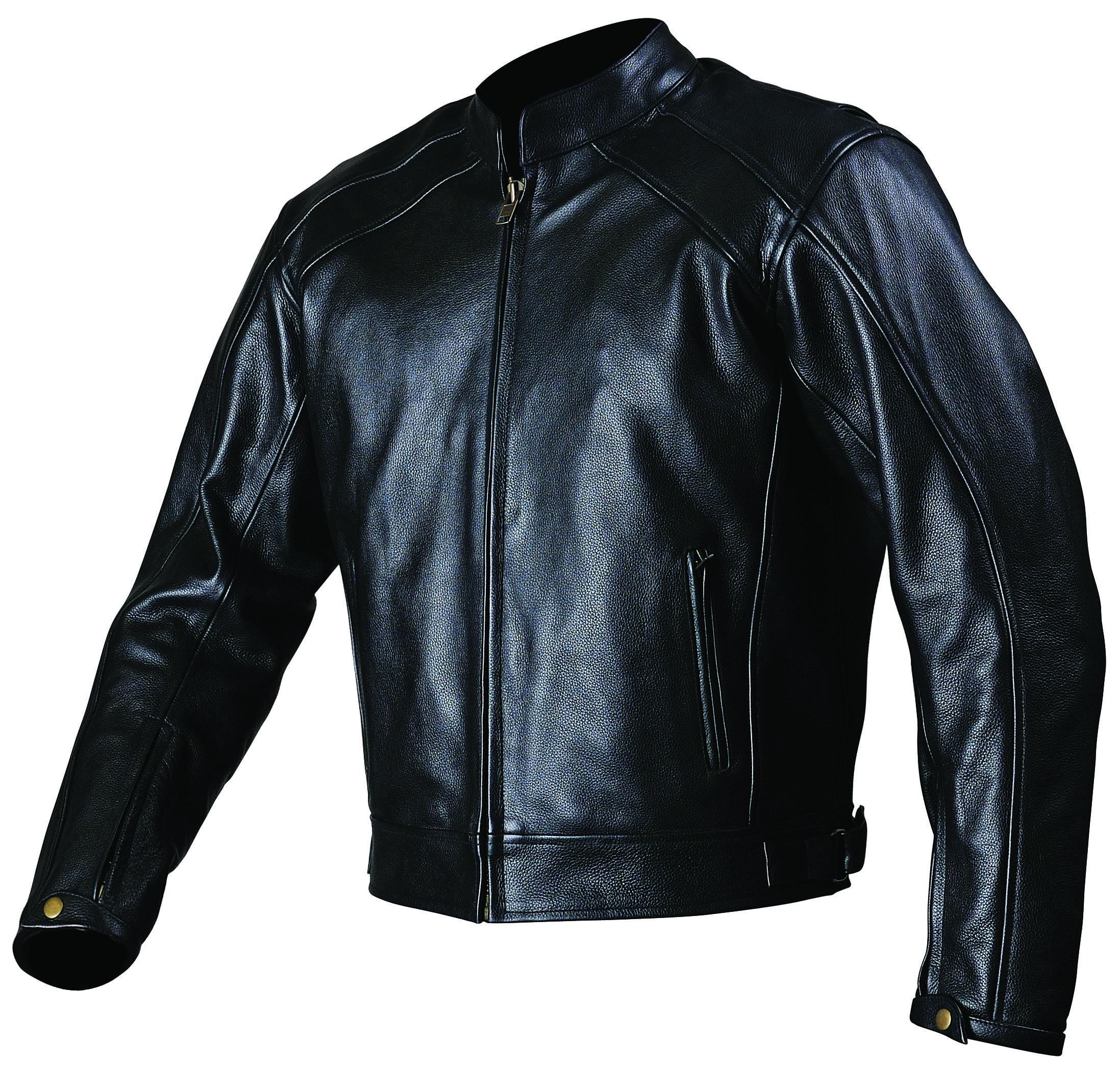 Classic Leather Jacket Classic Leather Jacket Leather Jacket Black