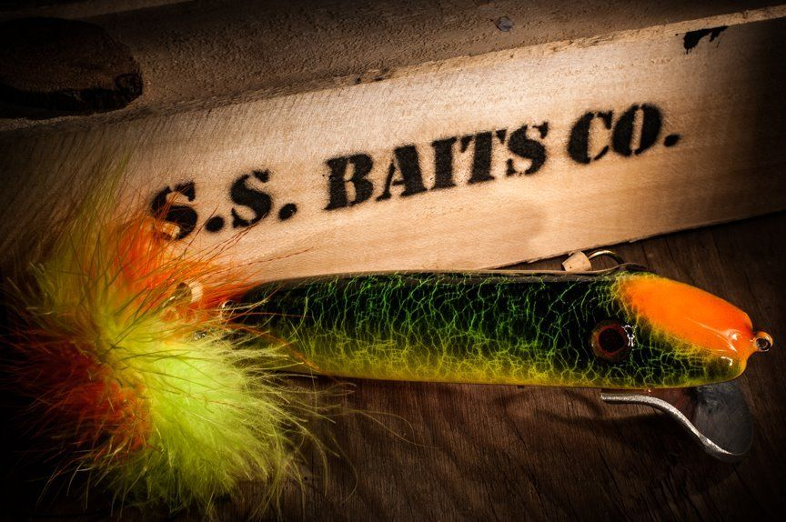 S S  Baits Co  – Custom Wood Lures and Refinishing   feathers