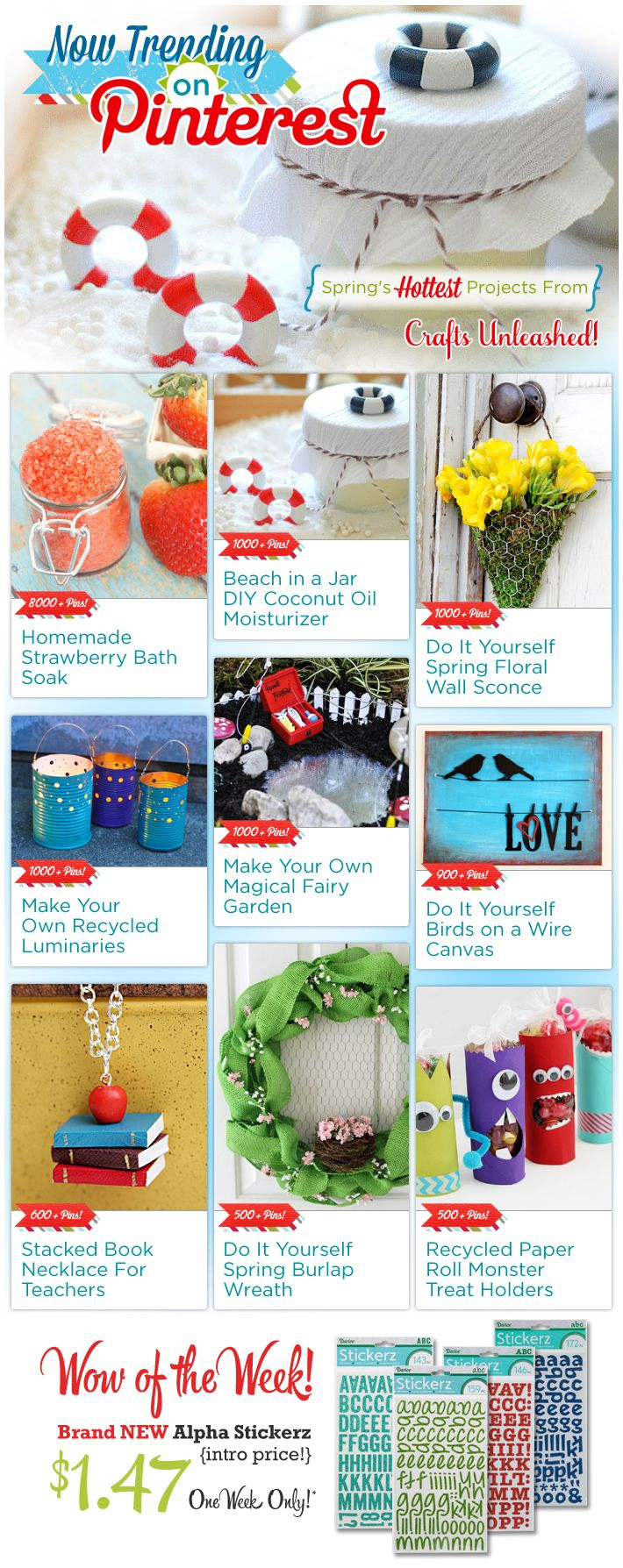 Spring projects get creative with our top trending project ideas spring projects get creative with our top trending project ideas solutioingenieria Images