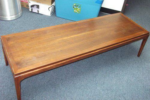 Vintage Danish Coffee Table by LANE Furniture**GUC**Antique Wood Coffee  Table - Vintage Danish Coffee Table By LANE Furniture**GUC**Antique Wood