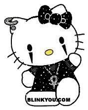 Emo Hello Kitty