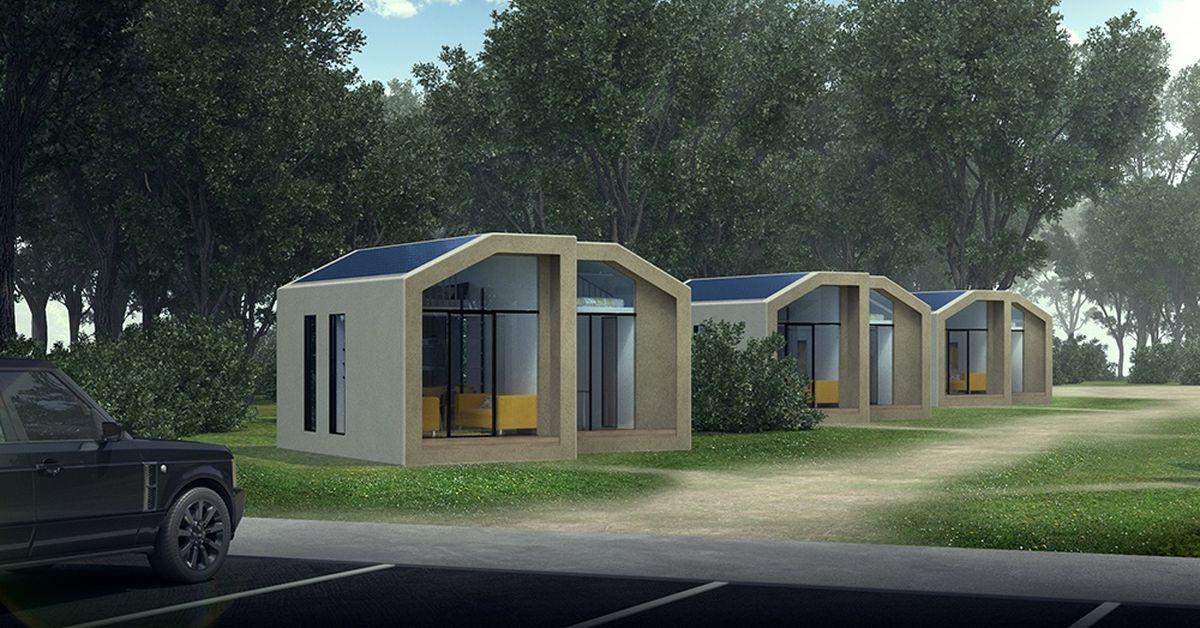 Maison en chanvre quebec ventana blog - Maison modulaire beton ...