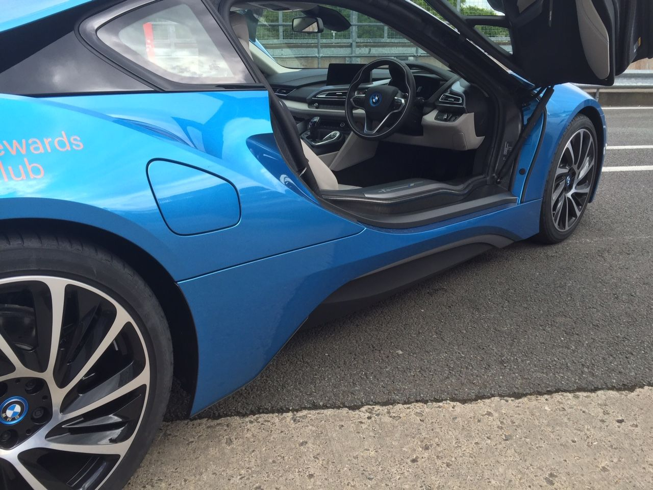 The Bmw I8 Carleasing Deal One Of The Many Cars And Vans