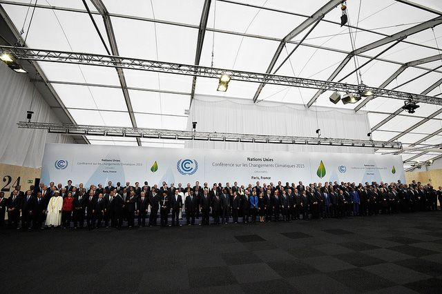 Did World Leaders Sign a ''Death Warrant for the Planet'' at COP21?