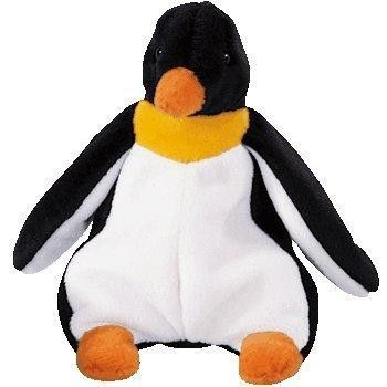 MINT with MINT TAG TY WADDLE the PENGUIN BEANIE BABY