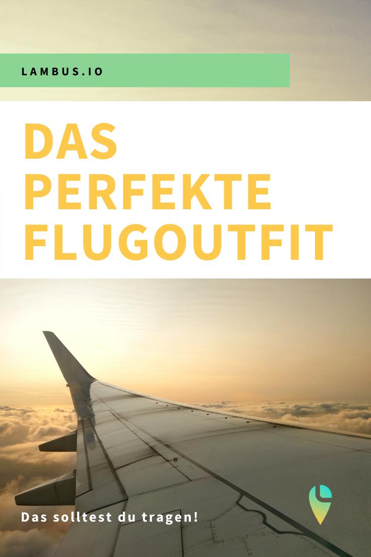Das perfekte Outfit fürs Flugzeug | Flug, Outfit, Reisen