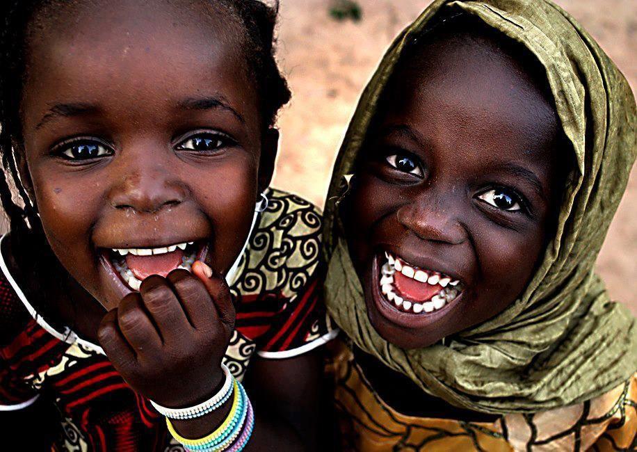 Carini Bambini ~ Sorrisi africani sorrisi africani sorriso e bambini