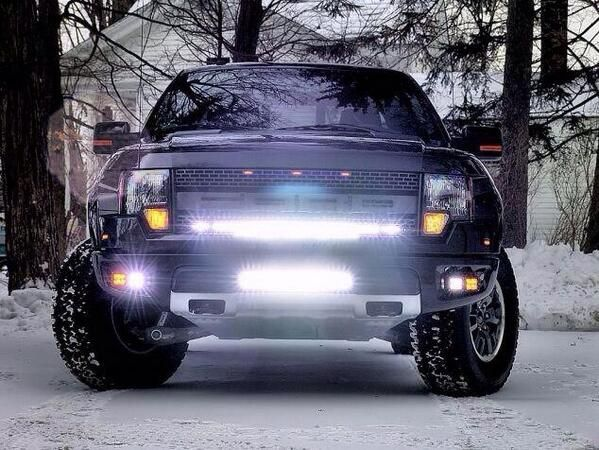 Truck porn on black ford raptor ford raptor and ford ford raptor led light bar outdoor led lighting is very popular well known through the christmas period mozeypictures Gallery