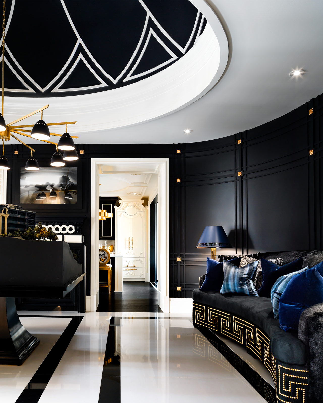 Luxury Residence By Dallas Design: Reinventing The Standard In Home Design