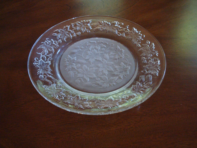 Princess House FANTASIA Dinner Plate (1)! & Princess House FANTASIA Dinner Plate (1) | Princess house Fantasia ...