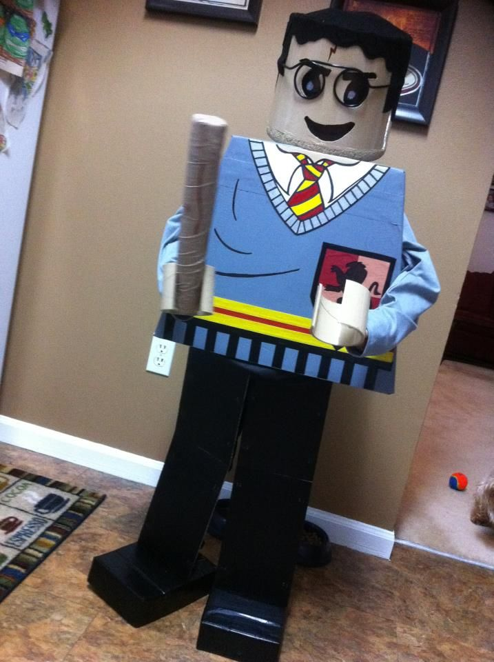 Jaseu0027 Halloween Costume 2011 - Lego Harry Potter & Jaseu0027 Halloween Costume 2011 - Lego Harry Potter | *Halloween ...