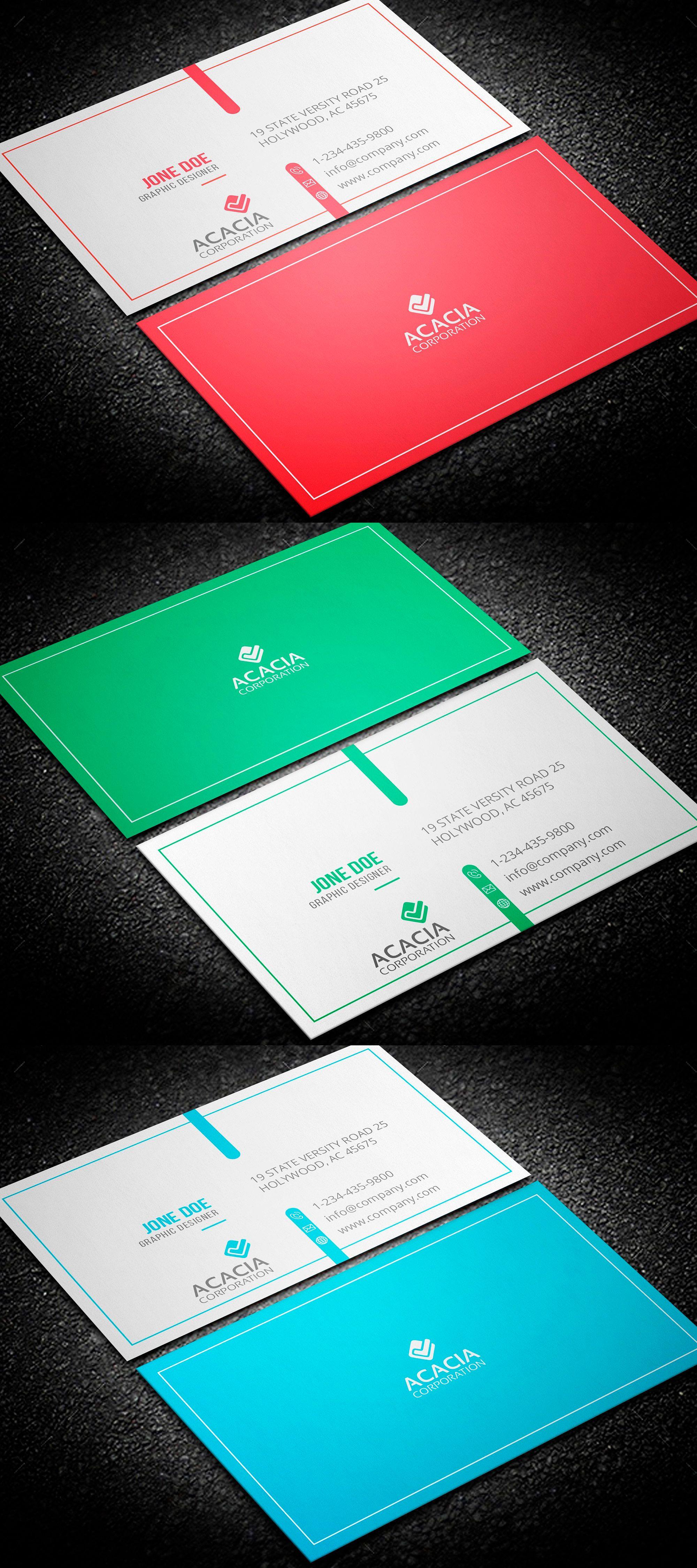 bje business card template pdf ai