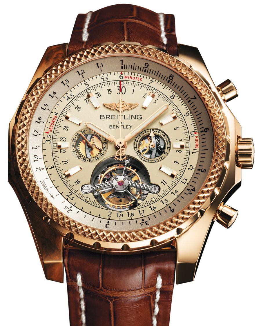 Breitling Bentley Mulliner Tourbillon For Bentley